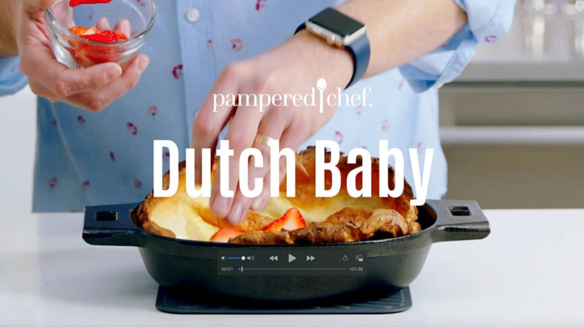cast iron dutch baby